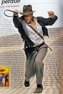 indiana jones cholet