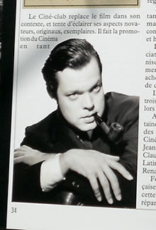 orson welles chollet