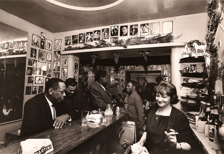 """Résultat de recherche d'images pour """"Memphis Slim in paris"""""""